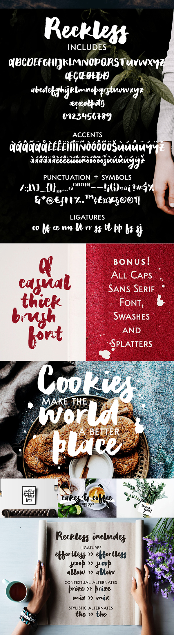 28 Fresh Free Fonts for Graphic Designers | Fonts | Graphic Design