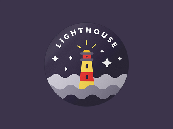 40 Amazing Round Badges Design for Inspiration - 26