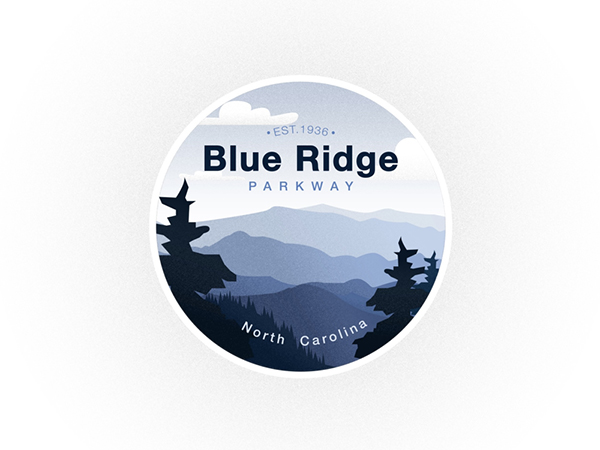 40 Amazing Round Badges Design for Inspiration - 30