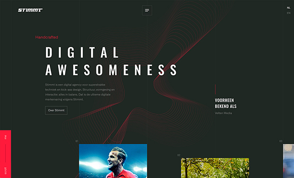 35 Modern Web Ui Design Examples With Amazing Ux Web Design Graphic Design Junction