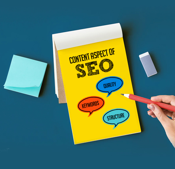 Content Aspect of SEO