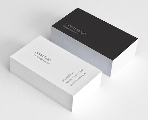 Simple & Clean Business Card