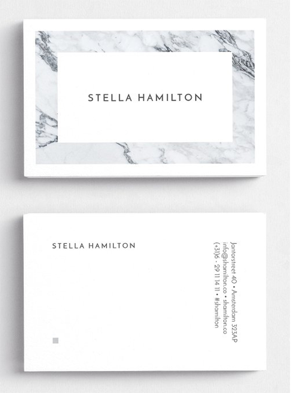 Stella Business Card
