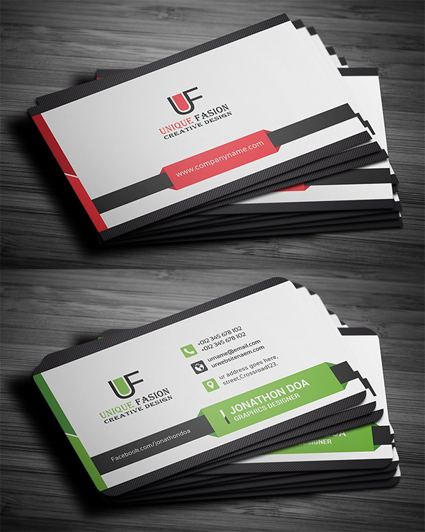 Perfect Creative Business Card