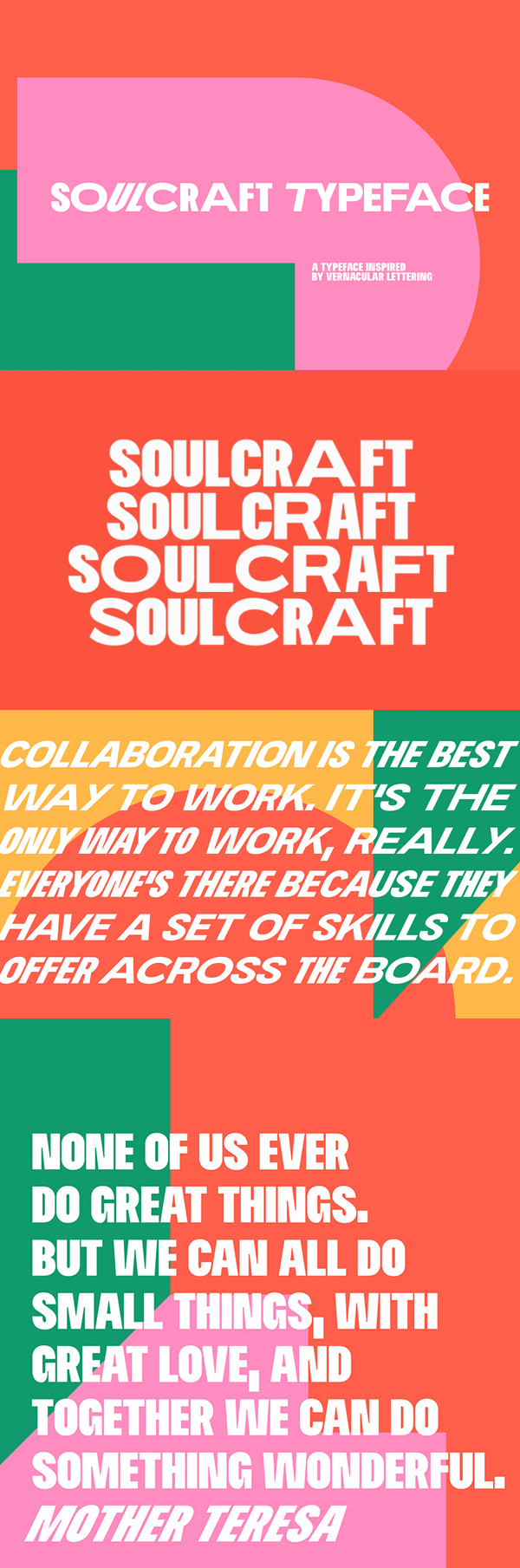 Soulcraft Free Font