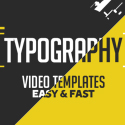 Post Thumbnail of 6 Amazing Typography Video Templates: Easy & Fast