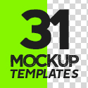 Post thumbnail of Free Mockups: 31 Useful Realistic Photoshop Mockup Templates