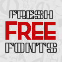 Post Thumbnail of New Fresh Free Fonts Download