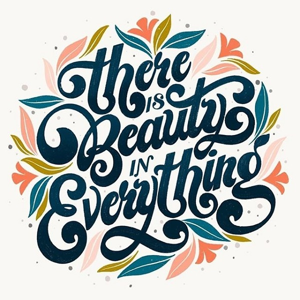 Remarkable Lettering and Typography Designs - 20