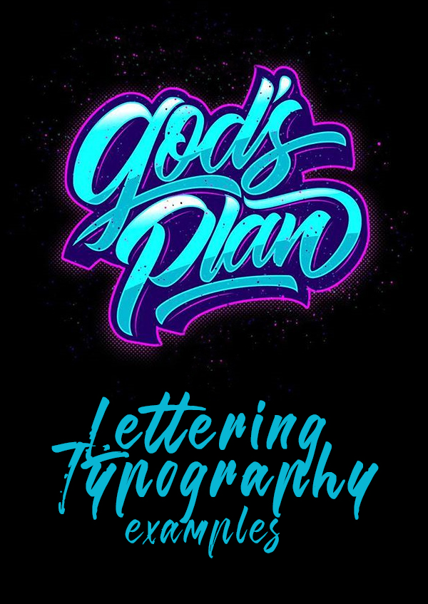 40 remarkable lettering and typography designs for