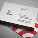 Post thumbnail of Free Corporate Business Card PSD Template