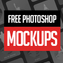 Post thumbnail of New Free Photoshop PSD Mockups for Designers (25 MockUps)