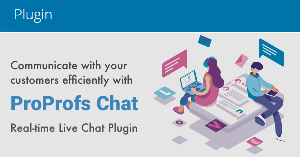ProProfs Live Chat WordPress Plugin