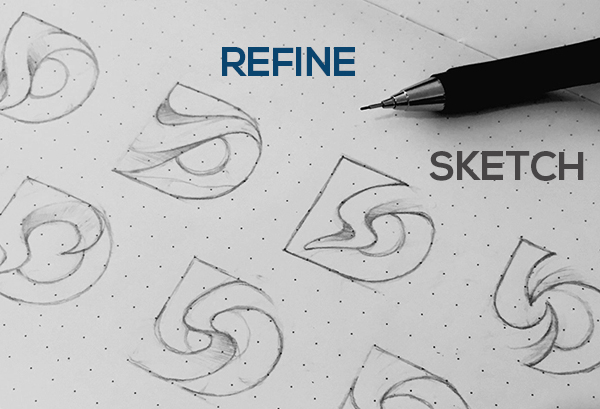 Refine your sketches