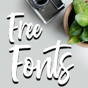 Post thumbnail of 20 Super Free Fonts for Graphic Designers