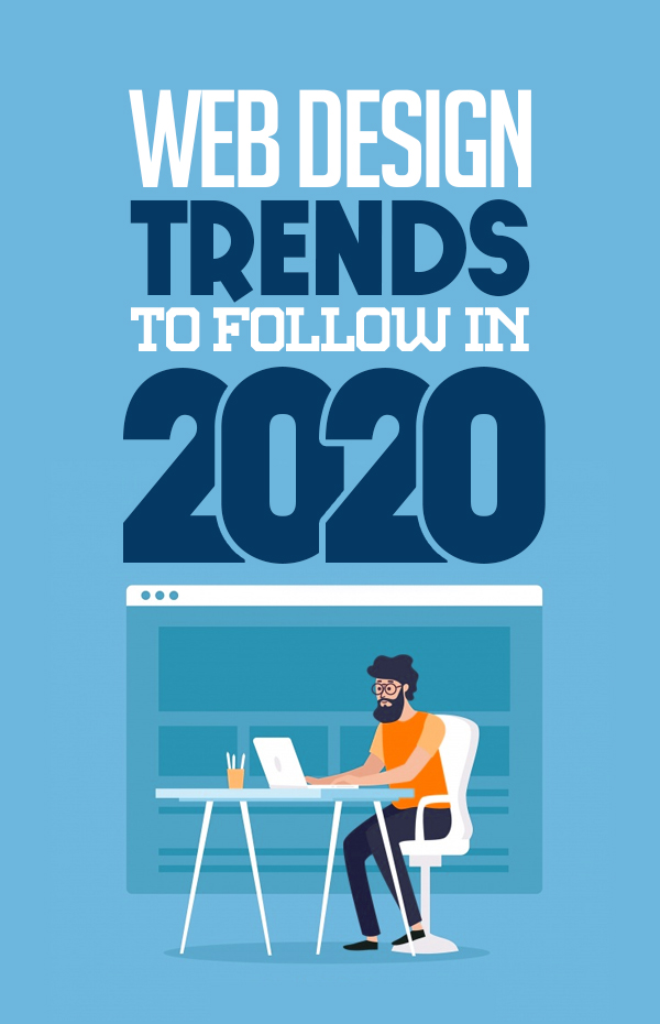 2020 Logo Design Trends.Website Design Trends 2020 Articles Graphic Design Junction