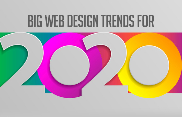 Web Trends 2020.Website Design Trends 2020 Articles Graphic Design Junction