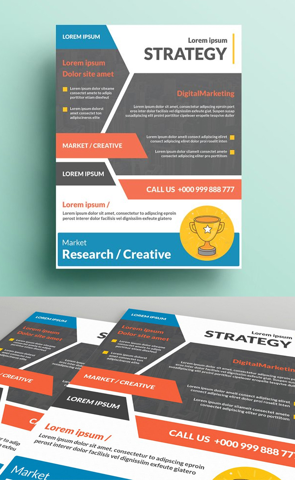Perfect Flyer Template