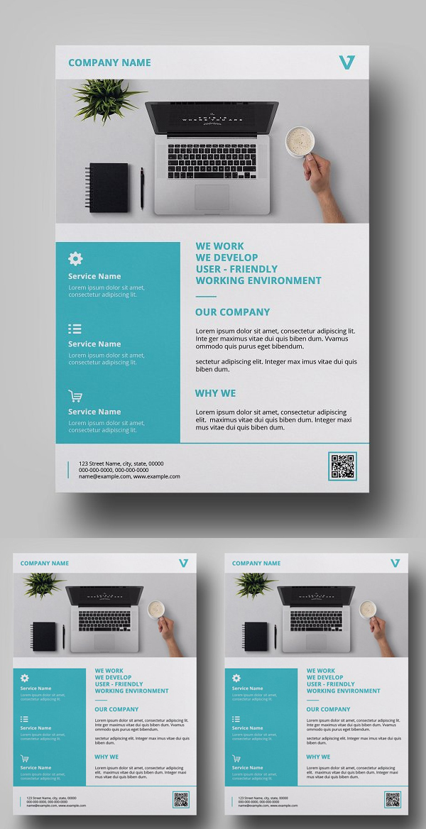 Attractive Business Flyer