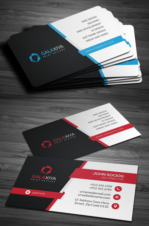 Modern Creative Business Cards