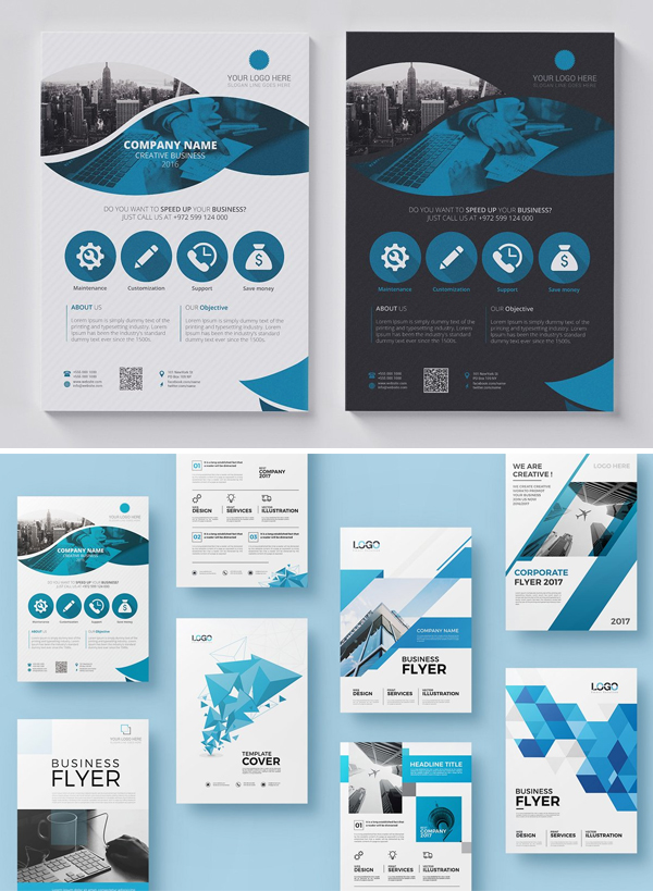 Corporate Flyer - Double Sided