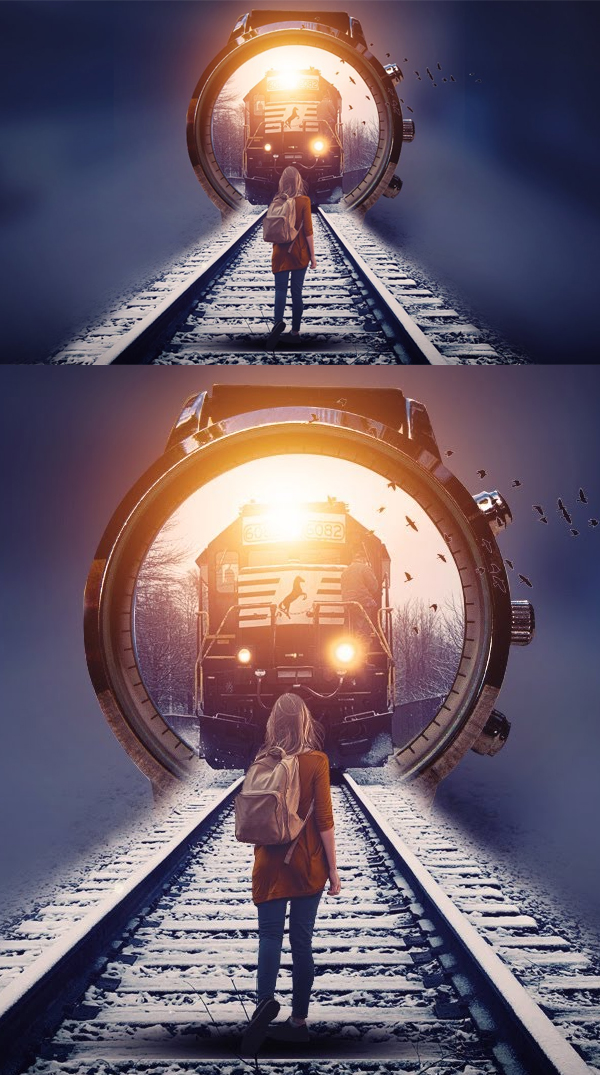 Amazing Photo Manipulation Tutorials in Photoshop