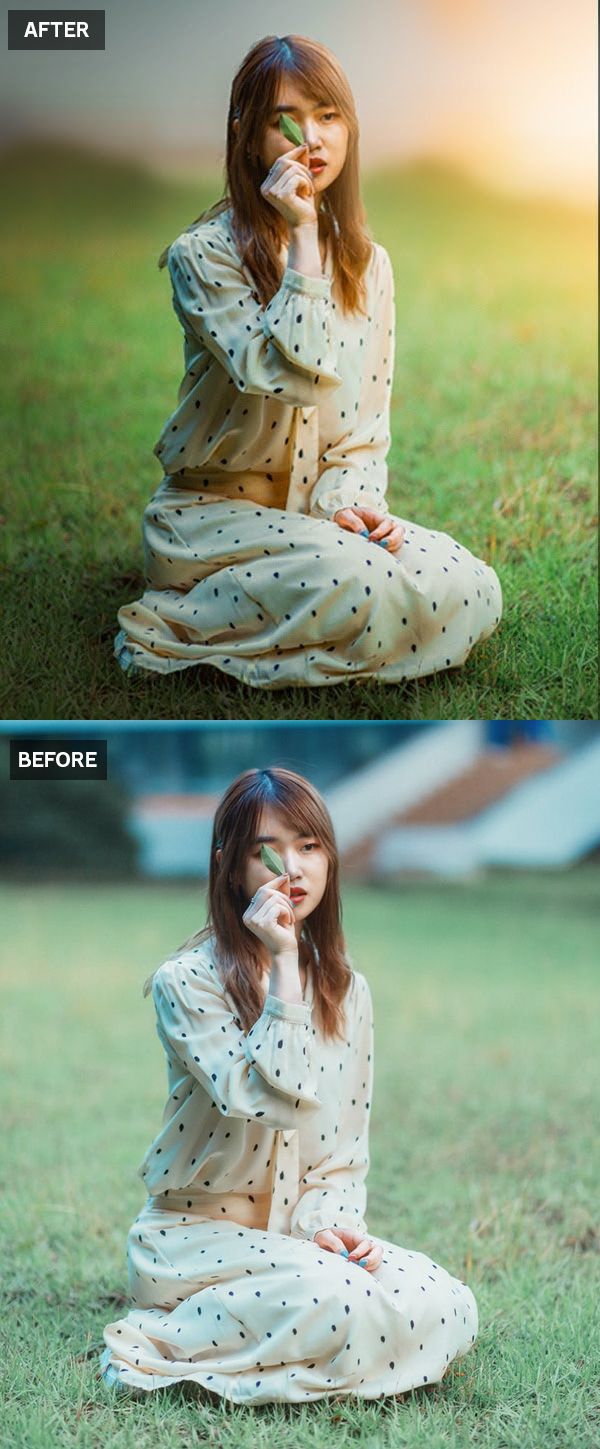 How to Convert Outdoor Photo into Amazing Portrait in Photoshop