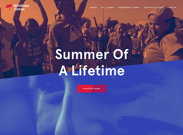 Web Design: 50 Inspiring Website Designs with Amazing UIUX - 44