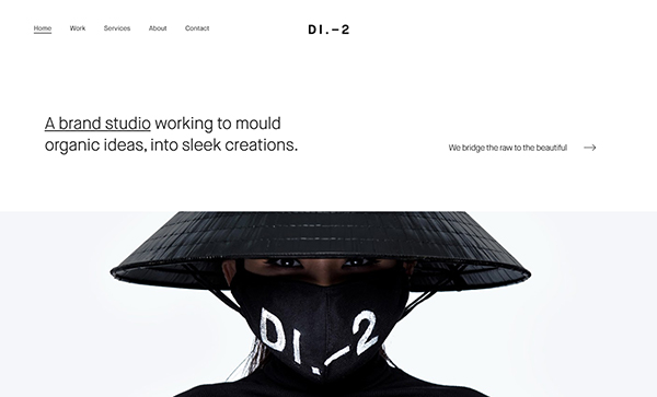 Web Design: 50 Inspiring Website Designs with Amazing UIUX - 7