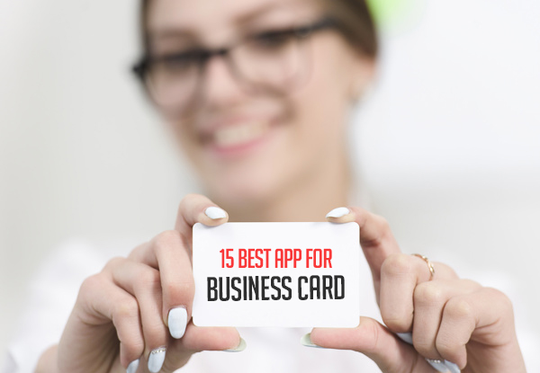 Business Card Software : 15 Best Apps