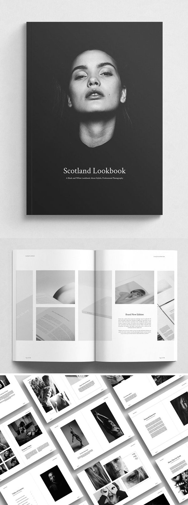 Scotland Lookbook