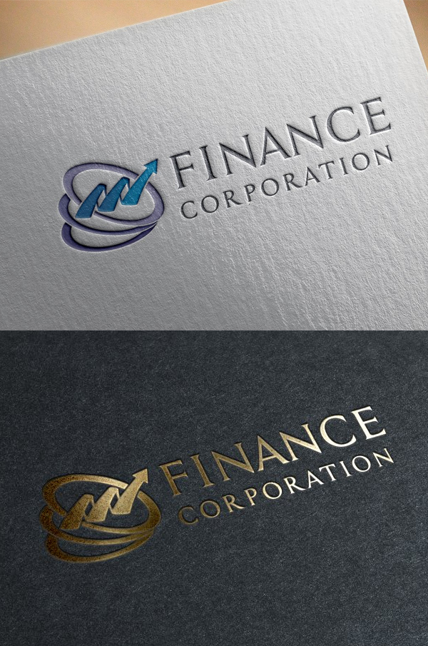 Finance Logo Template - 17