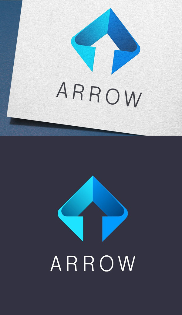 Arrow Logo - 26