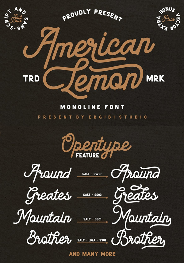 100 Greatest Free Fonts for 2020 - 3