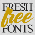Post thumbnail of 22 Fresh Free Fonts for Graphic Designers