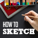 Post thumbnail of 5 Quick Ways to Start Your First Sketch