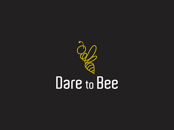 Dare to Bee Logo