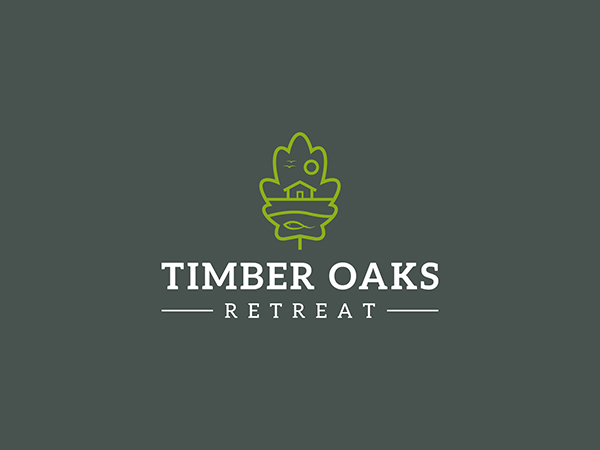 Timber Oaks Retreat Logo
