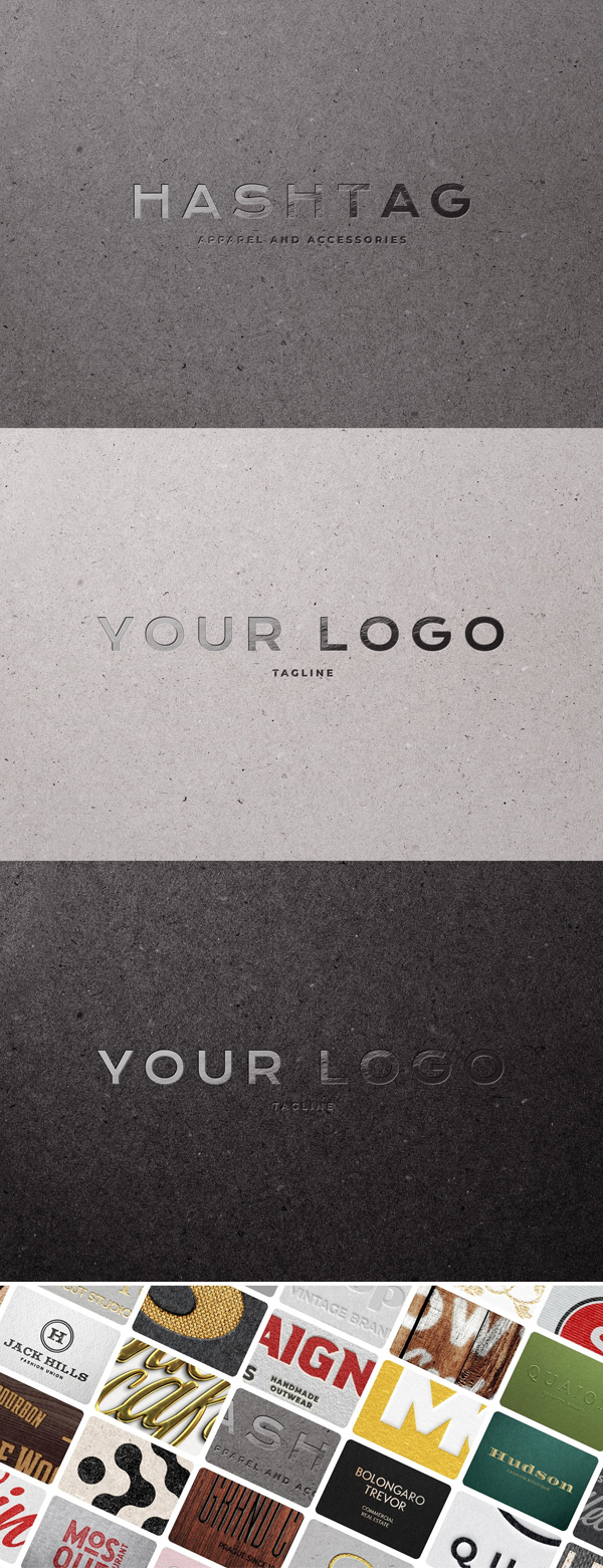 500,000 templates for the best logo models
