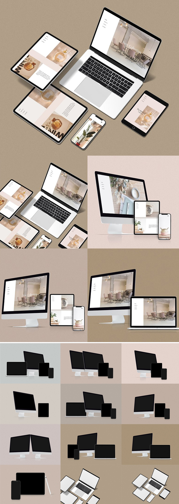 Awesome Multi Device Mockup