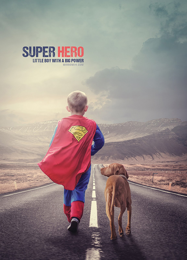 How to Make Superhero Photo Manipulations with Photoshop 2020