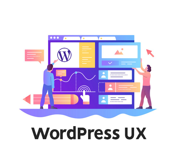 WordPress concentrates on the user experience
