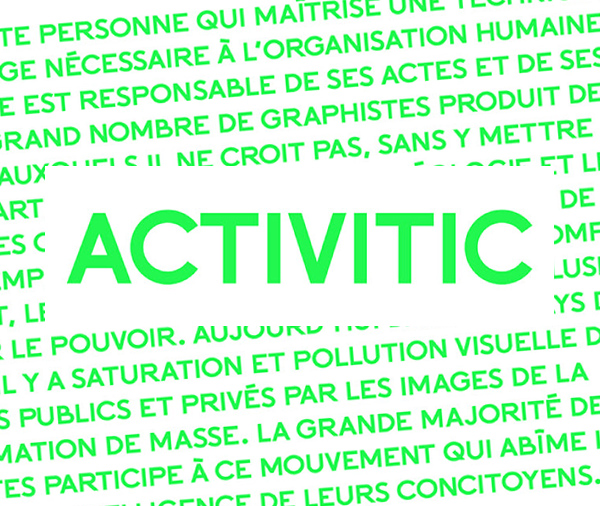 Activitic Free Font