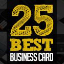 Post Thumbnail of Best Business Cards Print Ready Templates