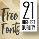 Post Thumbnail of 21 Freshest Free Fonts for Graphic Designers