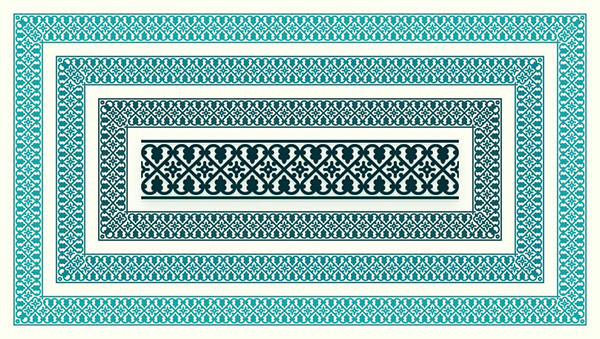 How to create a vintage pattern brush in Illustrator