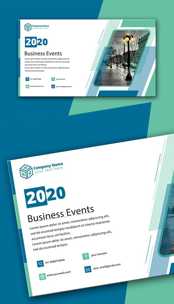 How to Design a Business Event Banner Illustrator Tutorial