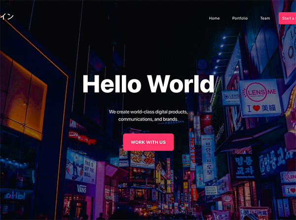 50 Modern Landing Page Design Concepts - 12
