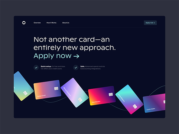 50 Modern Landing Page Design Concepts - 28