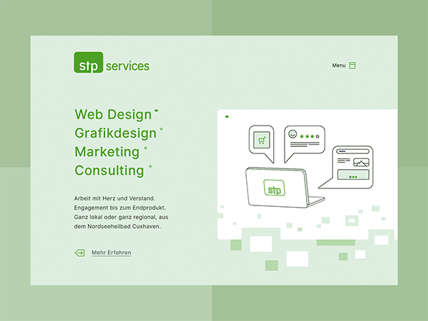 50 Modern Landing Page Design Concepts - 4